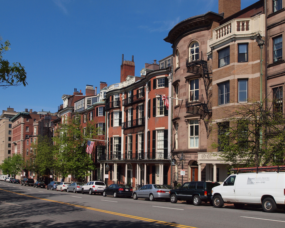 Beacon Street view