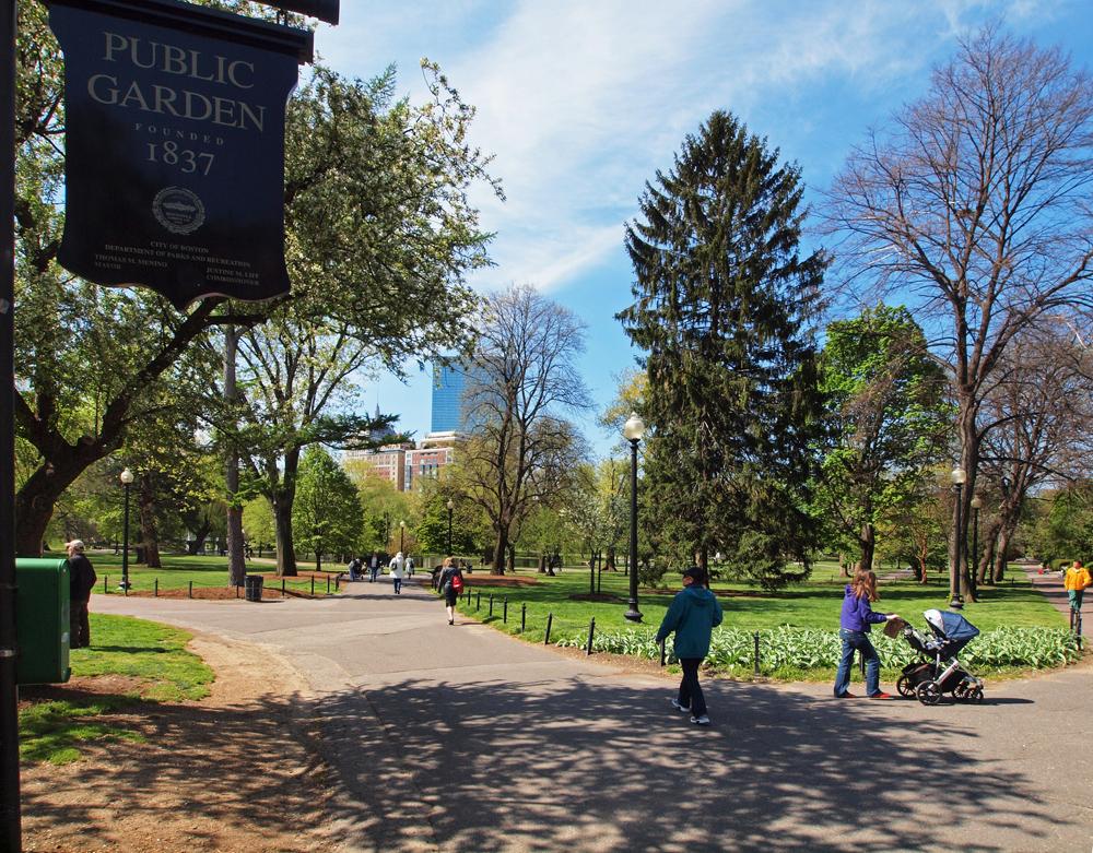 The Public Gardens