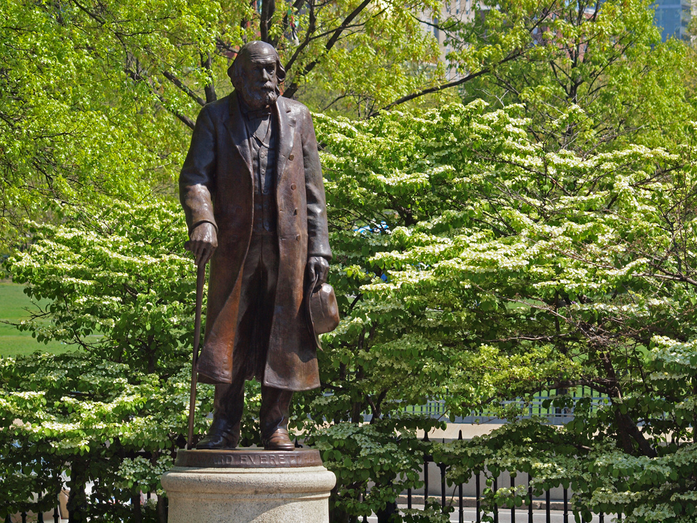 Edward Everett Hale,  Boston
