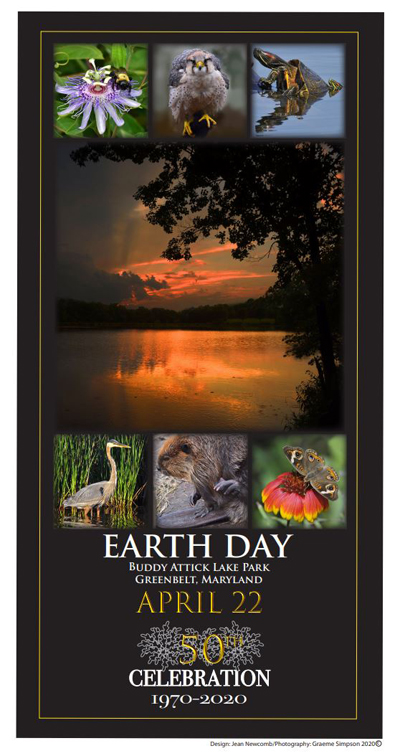1. Earth Day, Buddy Attick Lake Park, GreenBelt, Maryland