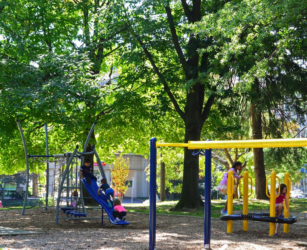 The Modern playground