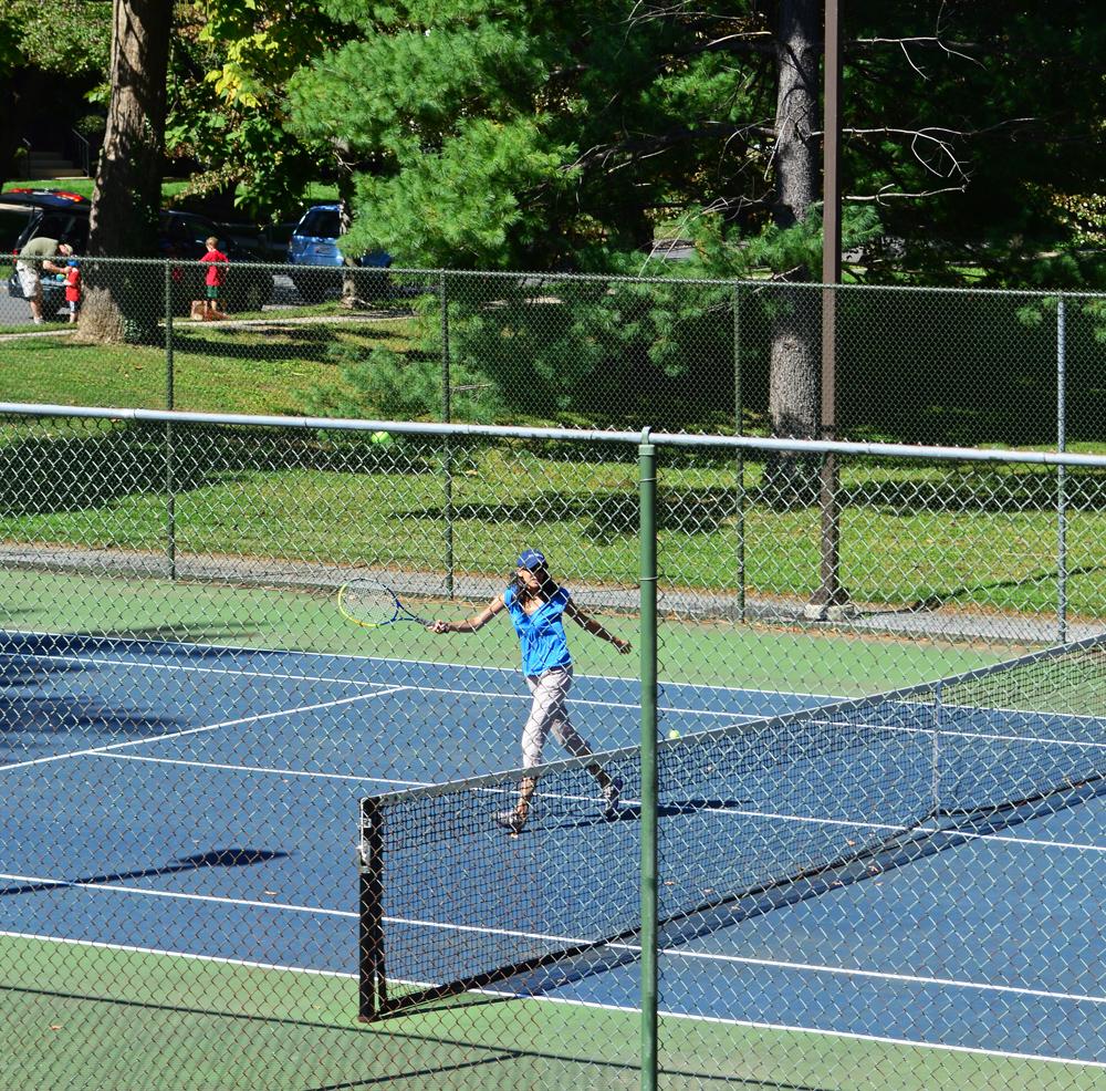 Woodside Tennis Court
