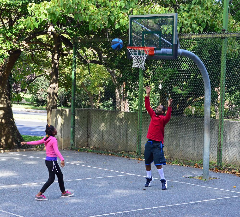 Basket Ball Fun
